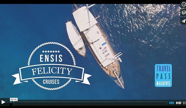 Ensis Felicity Cruises Promo