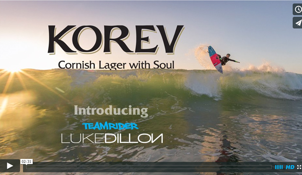 Korev - Introducing Luke Dillon