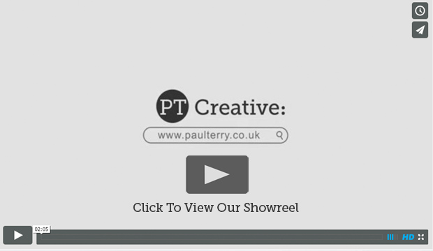 PT Creative Video Film Showreel
