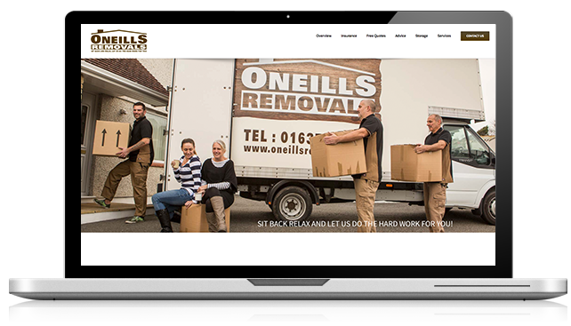 Oneills Removals