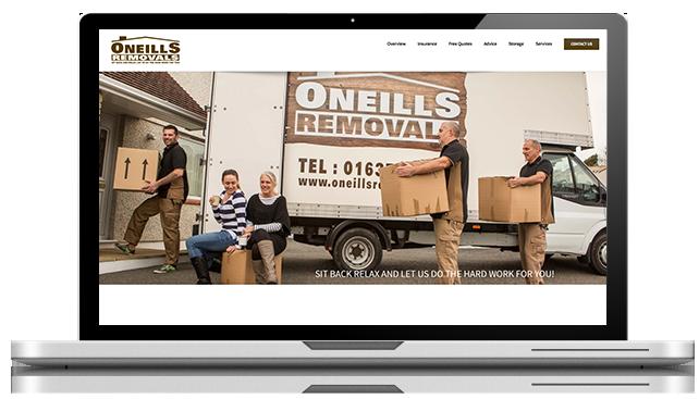 Oneills Removals