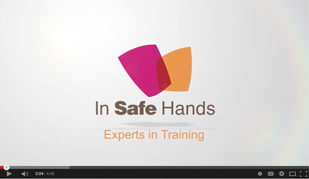 In Safe Hands Training Corporate Video