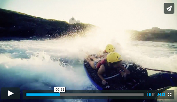 Jet Ski Board Blast