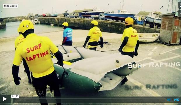 Surf Rafting