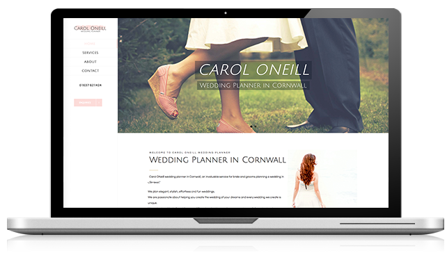 Carol Oneill Wedding Planner