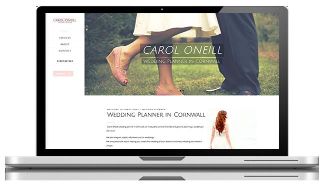 Carol Oneill Wedding Planner