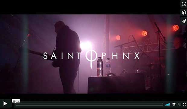 Saint - PHNX Music Video