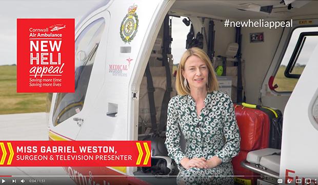 Cornwall Air Ambulance Heli Appeal