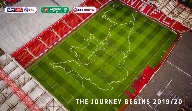 EFL English Football League Advert