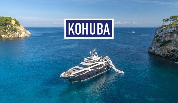 KOHUBA YACHT PROMO