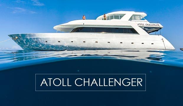 Atoll Challenger Maldives